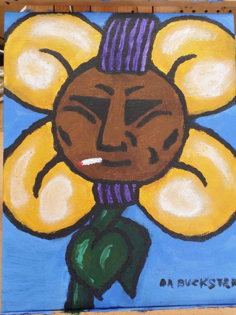 420 flower